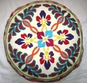 Suzani Designer Floor Pillow