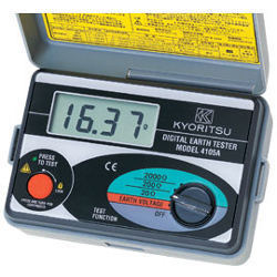 KEW -4105A Digital Earth Tester