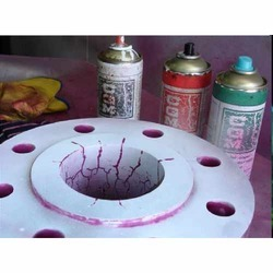 Liquid Penetrant , Dye Penetrant Testing
