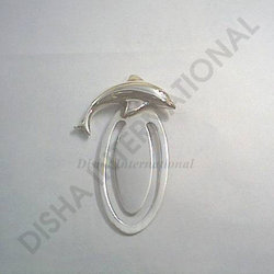 Sterling Silver Dolphin Book Marks