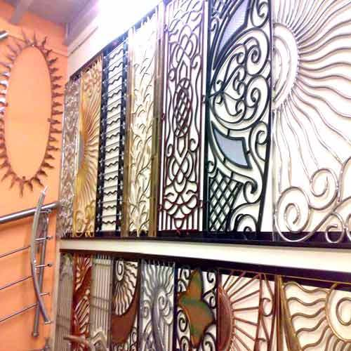 Window Grill Designs Modern Steel Arts Manufacturer Exporter