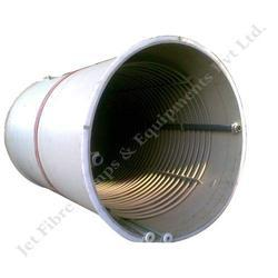 PP Vessel with Cooling Coil