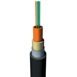Outdoor Unitube Single Sheathed Armoured Cable