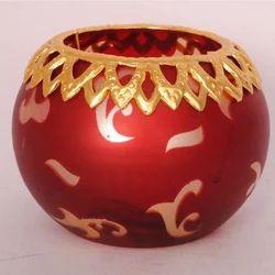 Designer Potpourri Jars