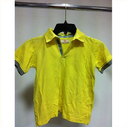 Yellow Color T Shirt