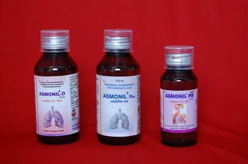 Anti Asthmatic Ambroxol Tablets Syrup Exporter From Navi