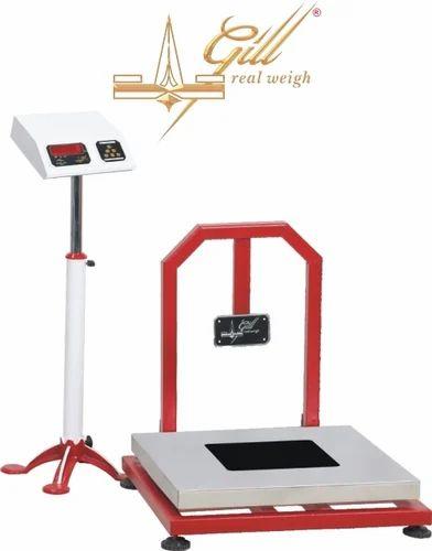 Weighing Machine PEWP-P, Electronic Weighing Apparatus