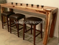Wooden Bar Table   View Specifications U0026 Details Of Wooden Cabinet By  Sarvodaya Export, Jodhpur | ID: 1246653812