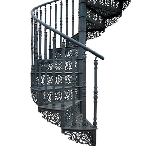 Delicieux Cast Iron Spiral Staircase Staircases Sarkhej Ahmedabad