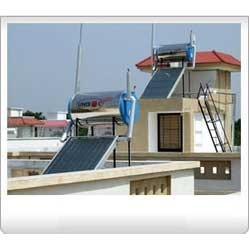 Indirect Solar Water Heating System