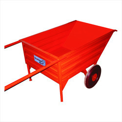 construction waste handling trolley