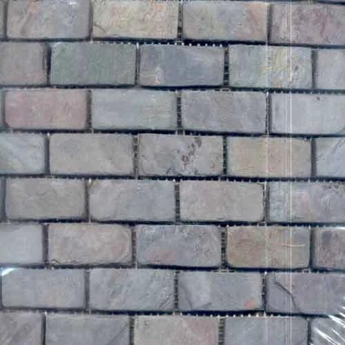 Brick Flooring India: Stone Brick Type Tiles, Village Craft International