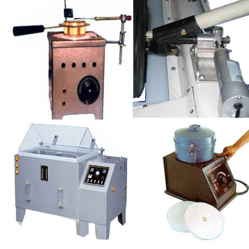 Bitumen & Felt Testing Equipments