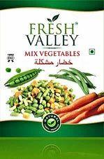 Frozen Mix Vegetables (3 Mix)