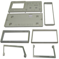 Plastic Electronic Instrument Components