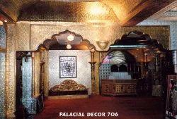 Fiberglass Color Coated 706 Palatial Decoration
