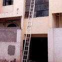 Aluminum Wall Extension Ladder