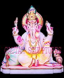 Crafted Ganesh Statues
