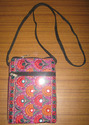 Printed Cotton Canvas Embroidered Hand Bags