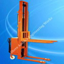 Semi Electrical Hydraulic Stacker
