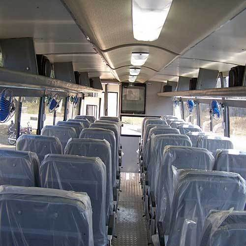 Luxury Bus Interior Automobile Body Coach Building