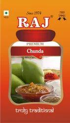 Raj Sweet Mango Pickle(chunda), Packaging Size: 1 kg