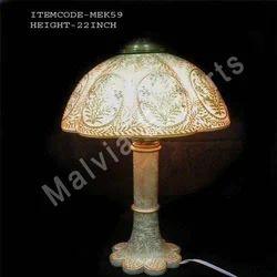 Vintage Marble Lamps