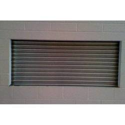 Rectangular Industrial Ventilation Louver