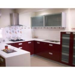 Farnichar kichan elegant pvc kitchen cabinets uamp for Kitchen farnichar photo