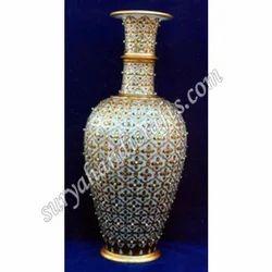 Marble Vase Painting