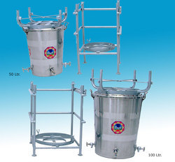 Containers/Drums Out