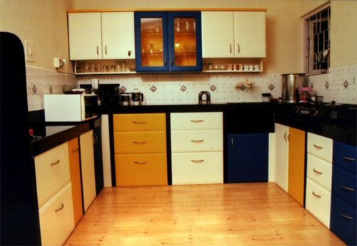 Shape Modular Kitchen   C Shape Modular Kitchen Manufacturer From Pune