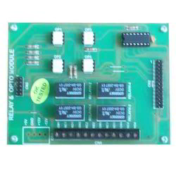 8x8 LED Matrix Interface Module