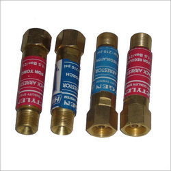 Arrestor For Welding Hose