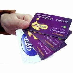 PVC Loyalty Cards