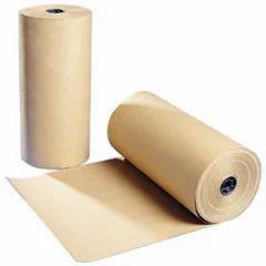 waste paper pulp Brown Kraft Papers, Packaging Type: Roll, 80