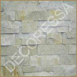 White Mica Stacking Stone
