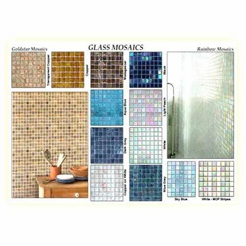 Gl Mosaics Tiles म स क ट इल In