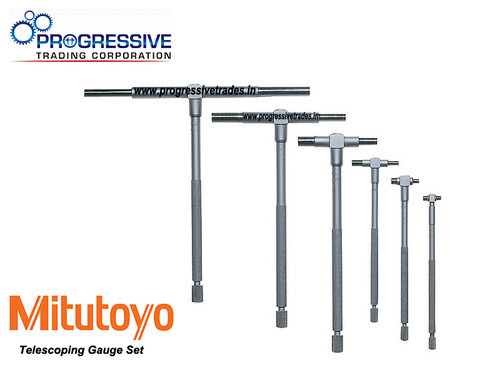 Mitutoyo Telescopic Gauge Set