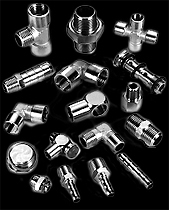 Nickel Plated & Hose Fittings