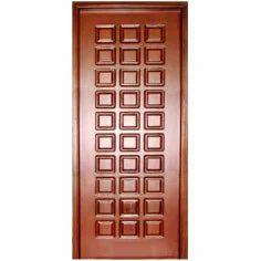 Solid Wooden Doors DS-1011