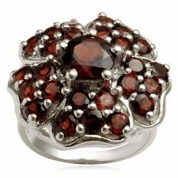 Wedding Rings In 925 Sterling Silver