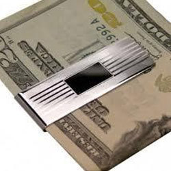 Sterling Silver Money Clips