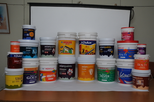 Paint Containers, Containers | Jubilee Hills, Hyderabad