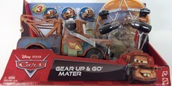Mattel Cars Gear UP Spy Vehicle Assorted