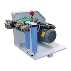 Jetplex Waterjet Pump