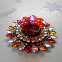 Plastic Lighting Diya