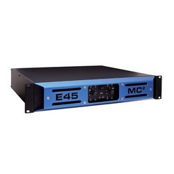 E45 MC2 Installation Amplifiers