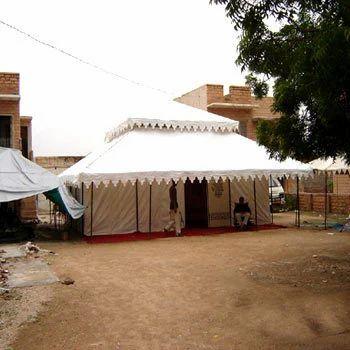 Royal Tents & Royal Tents | Jain Traders | Exporter in Ji Ka Hatta Poata ...