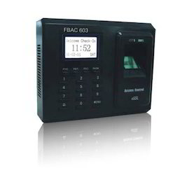 Biometric Reader Access Control System